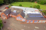 aldborough-school-head-teacher-promo-video-drone-shot
