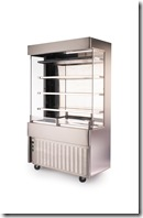 BK refrigerated merchandiser from Moffat