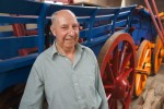 Brian Sarsby will be appearing with some of his wagons at the Colby Show Day, Colby Church, August 15.