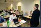 The trial CFSP course, April 2009, from CESA