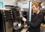 Caffeine Limited supplied Schaerer Coffee Art machines to 67 Pall Mall