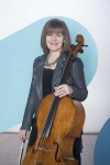 Caroline Dearnley is one of the Britten Sinfonia performers at Aylsham Wide Sky Festival 2