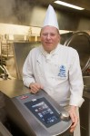 Executive Chef Paul Taylor with the FRIMA at the Hilton Birmingham Metropole