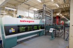 Falcon's new Salvagnini laser cutter