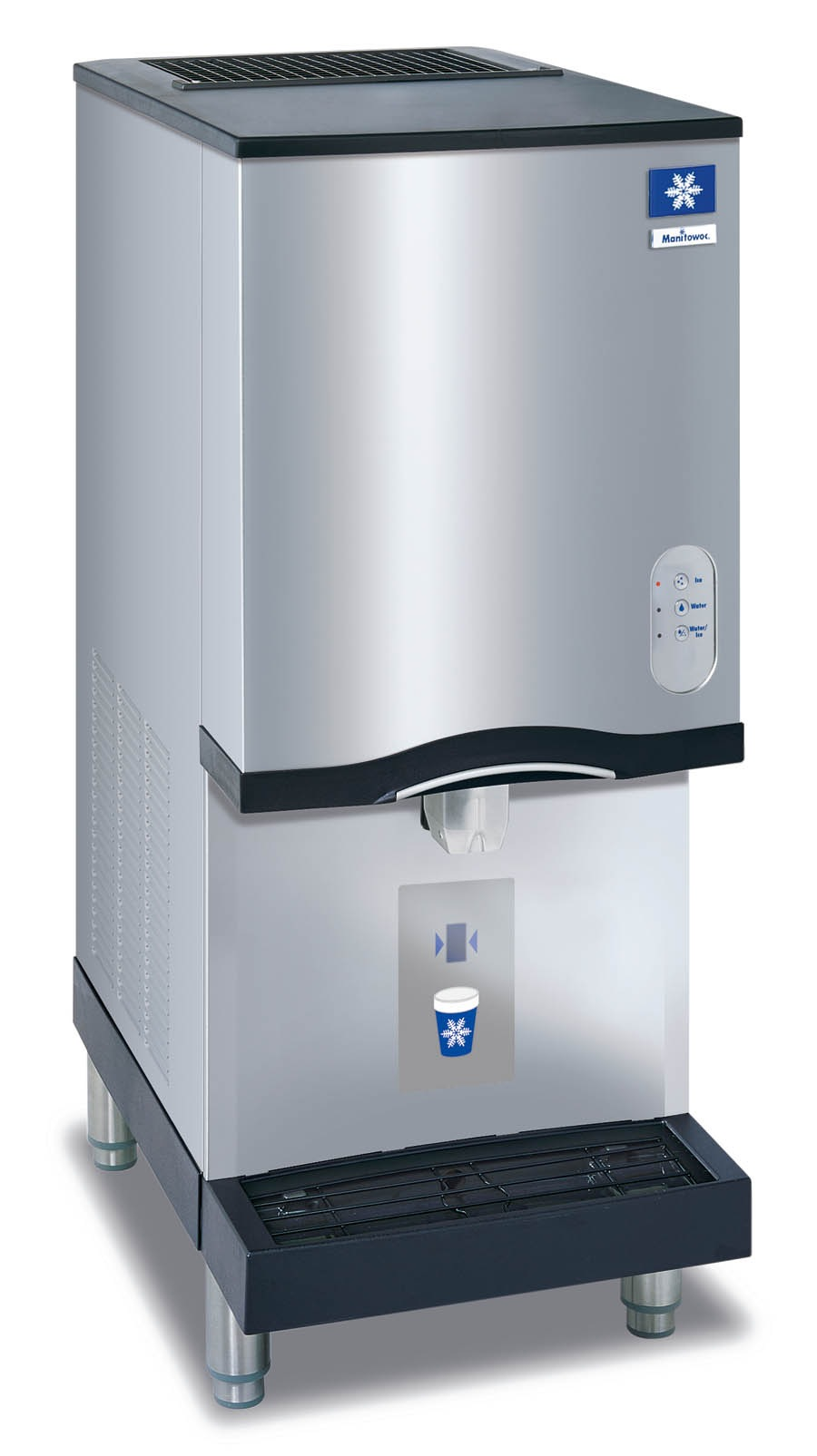 Countertop Ice Maker How Does It Work : Hands-free ice dispenser is ideal for healthcare - The Publicity ...