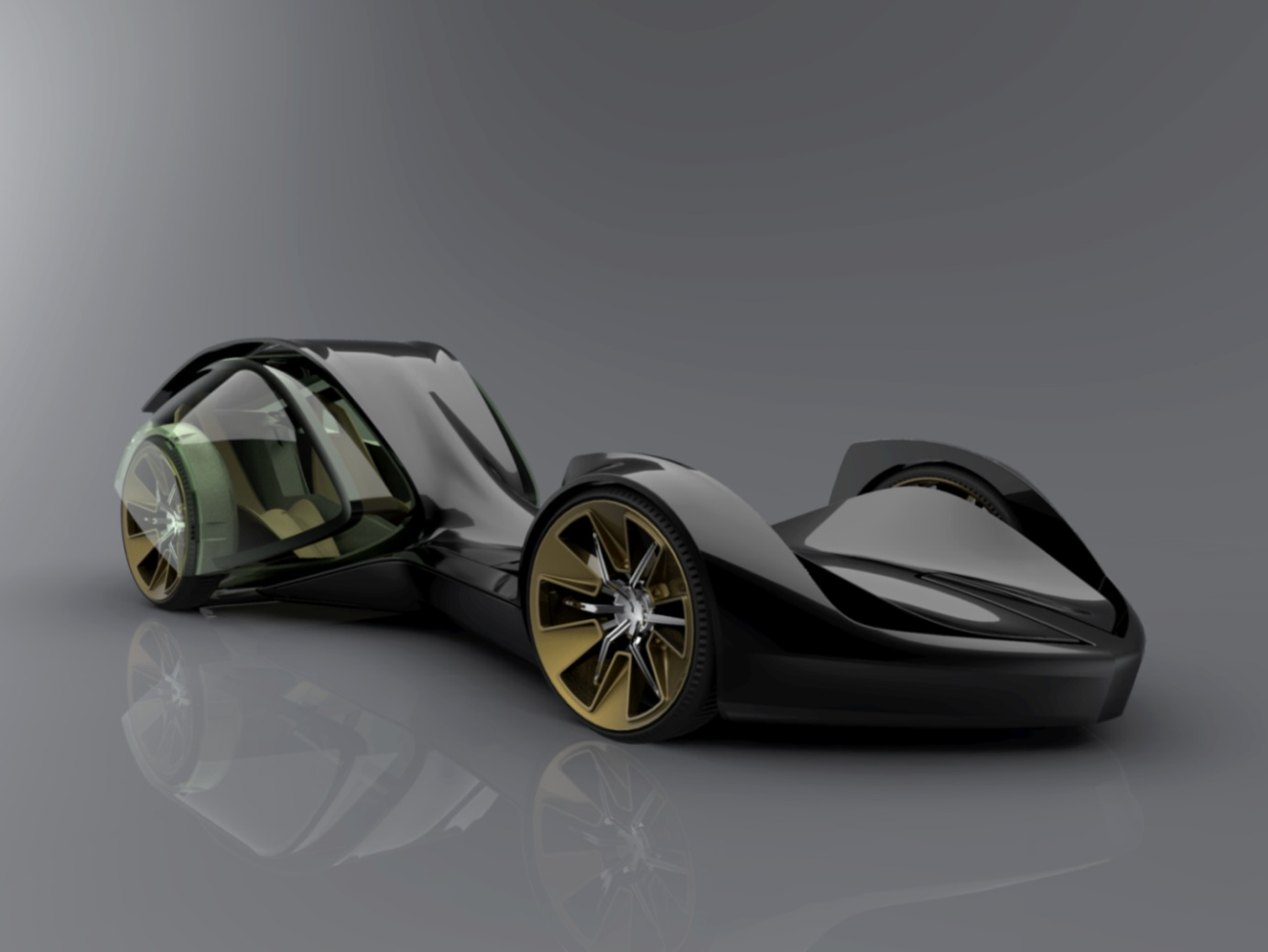 Influx Showcases New Car Designers The Publicity Works