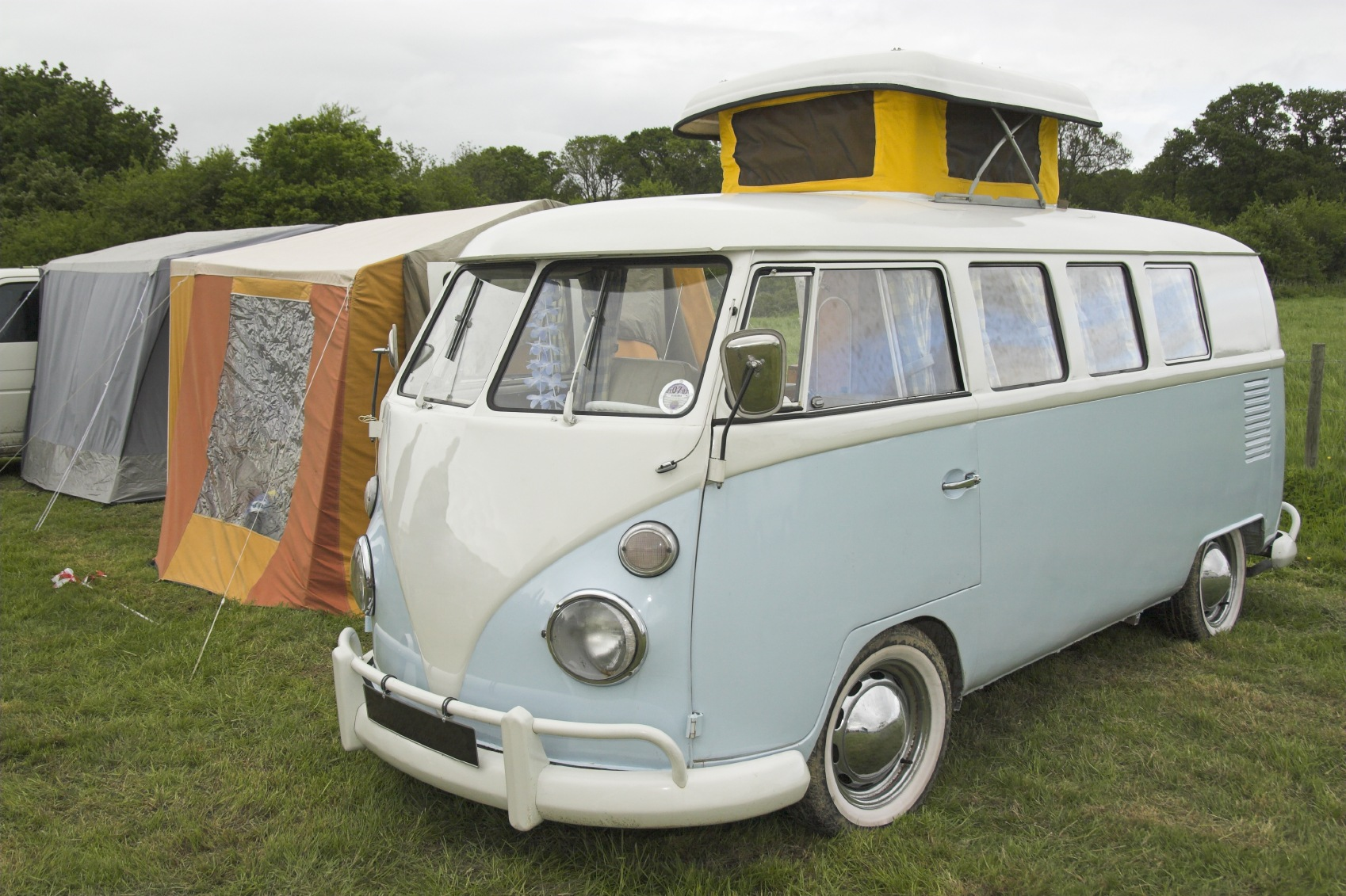 Perfect VW Bus For Sale 1962 VW Split Screen Camper Van