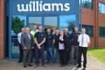 Kings Lynn company Williams refrigeration celebrates 1,000 years of long serving staff