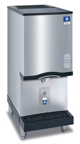 Countertop Ice Maker Problems : Manitowoc?s SN12 countertop nugget ice maker and dispenser