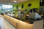 Moffat counter at Northwood Garden Centre