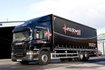 Moffat has appointed McDowell to look after transport and delivery