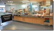 Macclesfield High School servery