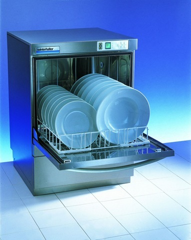 new winterhalter ward level dishwasher uses less water and. Black Bedroom Furniture Sets. Home Design Ideas