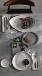 Odd shapes and muted colours - Parsley in Time on 2017's tableware trends