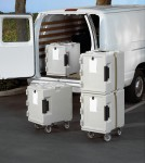 Part of FEM's Cambro range of food transport systems for schools