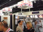 Part of the GB Pavilion at Gulfood 2013