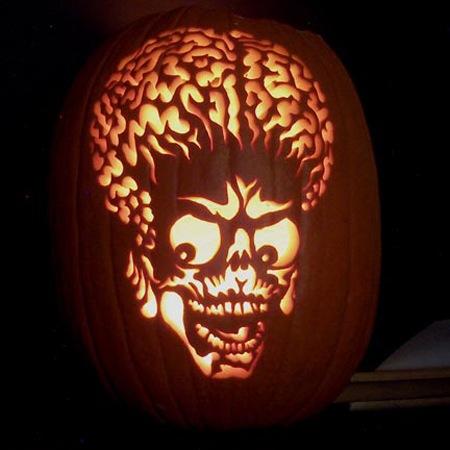 extreme pumpkin carving templates - pimp my pumpkin the publicity works