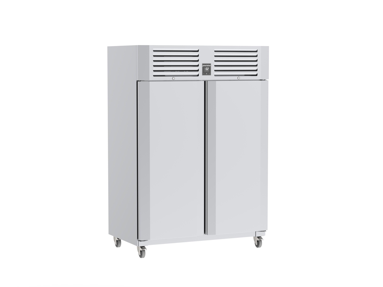 2250 #6A6761 Precision Launches Energy Efficient Double Door Freezers And Fridges  save image Precision Entry Doors 45773000