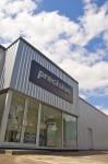 Precision's head office in Thetford