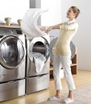 Samsung's 'double-bubble' laundry - a cleaner wash using less energy