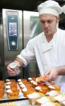 Takeaway Innovation - chefs will prepare a wide variety of products in Rational's multifunctional combi steamer 2