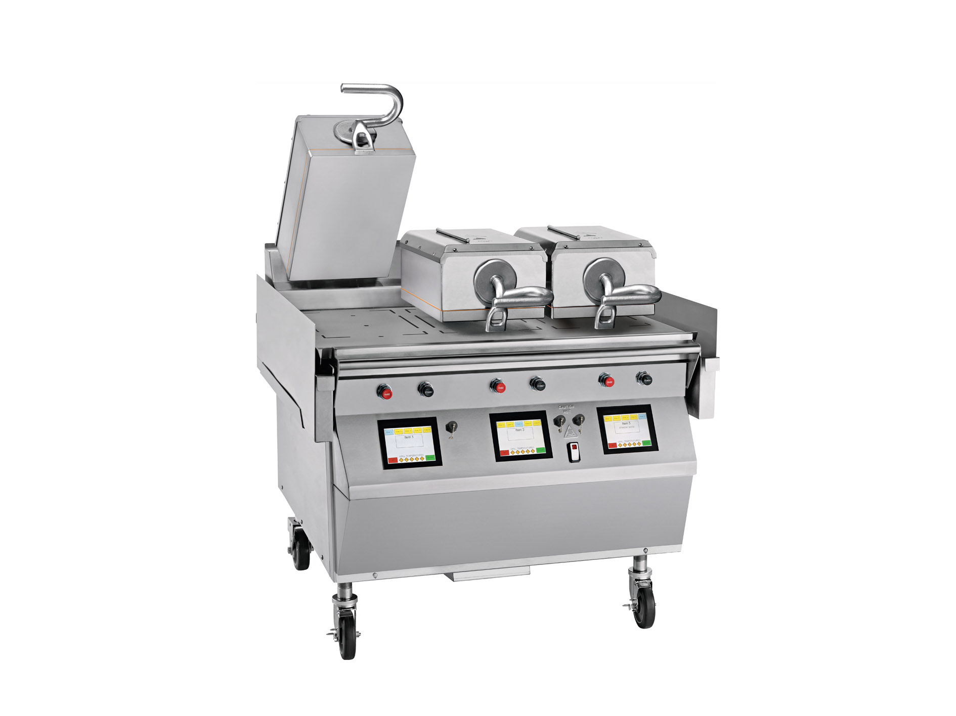 The Taylor L810 grill