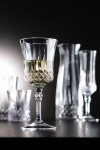The Utopia Gatsby polycarbonate wine glass from Parsley in Time 2MB