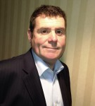 Tim Davis, UK sales director of Precision