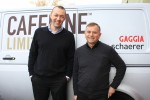 Tim Westmacott, left and Dave Short of Caffeine Limited