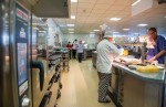 West Suffolk Hospital serves fresh,quality food fast with Rational 5Senses