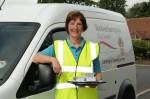 Wolverhampton's new meals on wheels service uses Vangen from Moffat