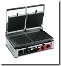 Paninonstick double contact grill from FEM